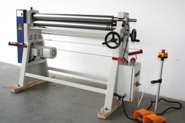 Rundbiegemaschine BENDMAK CY 90-12/3,0