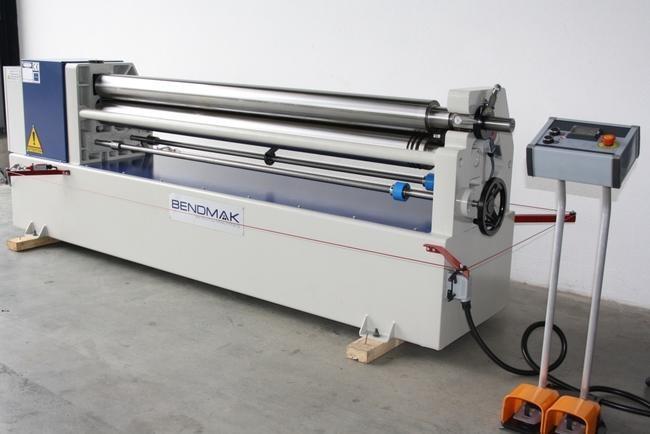 Rundbiegemaschine BENDMAK CYL 140-20 / 4.5