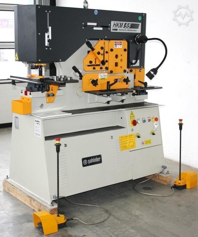 hydraulische Profilstahlschere SAHINLER