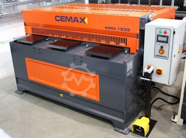 Elektromechanischer Tafelscheren-Automat CEMAX MRD 153-3
