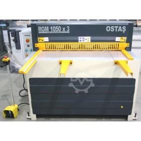 Mechanische Tafelschere OSTAS RGM 1050 x 3