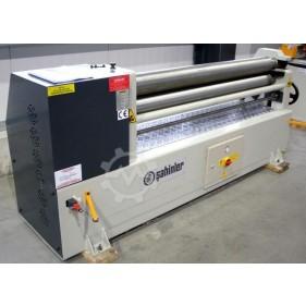 3-Walzen Rundbiegemaschine SAHINLER IRM 2050 x 140