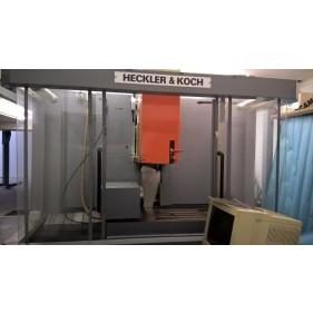 Heckler & Koch CNC Drehmaschine